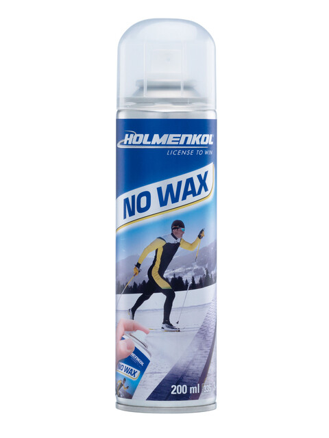 Holmenkol NoWax-Anti-Ice & Glider 200ml blauw/wit